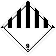 Fareseddel 9